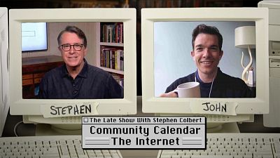 Community Calendar: The Internet, With John Mulaney