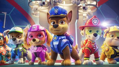 Surprising Famous Faces Behind the Voices of PAW Patrol: The Movie