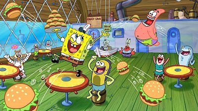 Which SpongeBob SquarePants Character Are You?