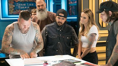 The Sickest Tattoos Ever on Ink Master