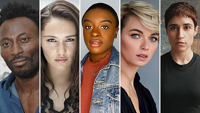 Star Trek: Strange New Worlds Adds Five Series Regulars To Cast