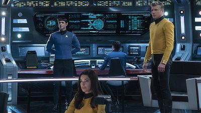 Star Trek: Strange New Worlds To Follow Pike, Spock & Number One
