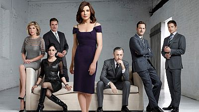 The Good Wife Cbs Watch On Paramount Plus