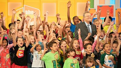 Kids Rule During Kids Week On The Price Is Right