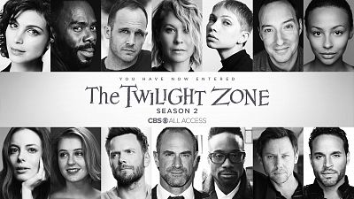 CBS All Access Announces Exciting Cast Additions For The Twilight Zone Season 2
