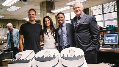 Go Inside The Party For Elementary's 100th Episode
