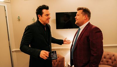 Unauthorized Look Into Late Late Show Behind the Scenes