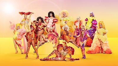 Who's In The Cast Of RuPaul's Drag Race All Stars Season 6?