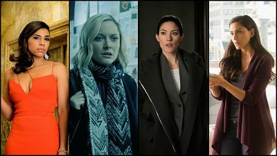 Who Should Be Brian Finch's Leading Lady?
