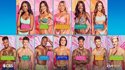 Meet The Season 3 Cast Of Love Island USA