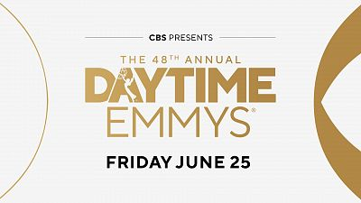 Watch The 48th Annual Daytime Emmy Awards On June 25