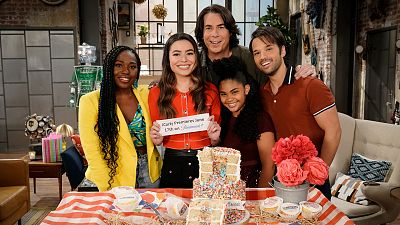 All-New iCarly Series To Premiere June 17 On P+