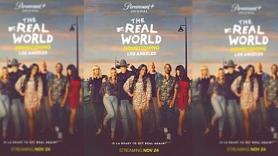 The Real World Homecoming: LA To Premiere On Paramount+