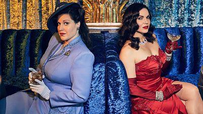 Stars Allison Tolman & Lana Parrilla Talk Dangerous Women